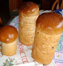 UKRAINIAN CALGARY: Ukrainian Easter Bread - Babka Recipe