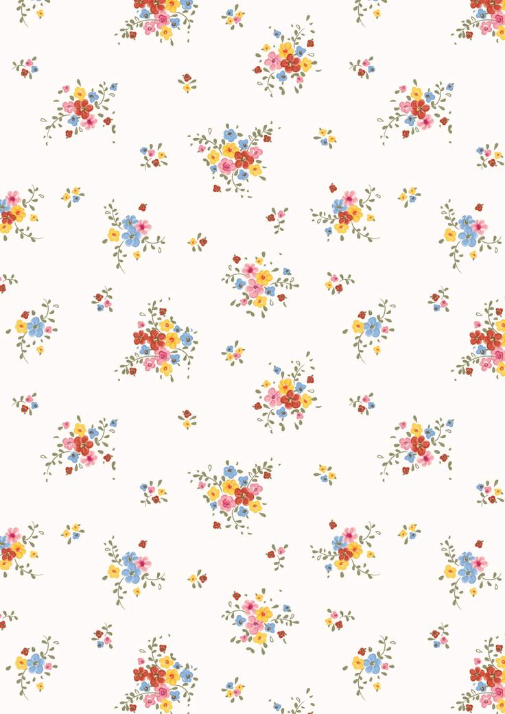 One of my own floral prints