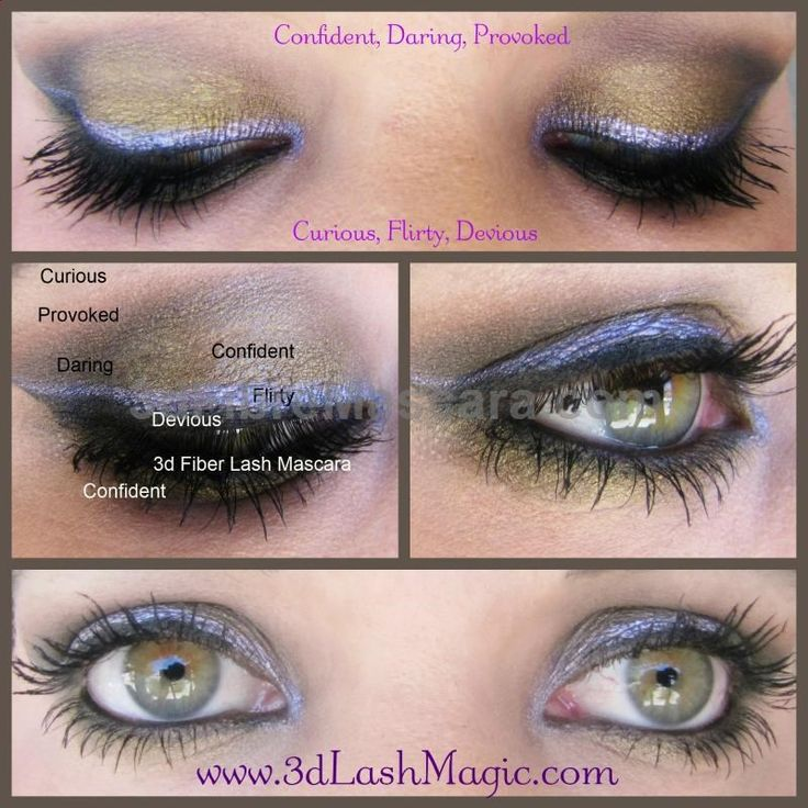 Makeup site that teaches you how to recreate these looks and tells you what youll need.