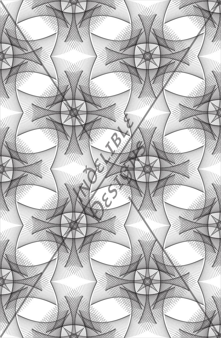 ID#26CE — Iɴðɛʟɪʙʟɛ Ðɛsɪǥɴs #screenprint #printdesign #textiledesign #textileprint #cross #black #linear #fan #layer #white #perspective #line #blackandwhite #monochrome #monochromatic #monotone