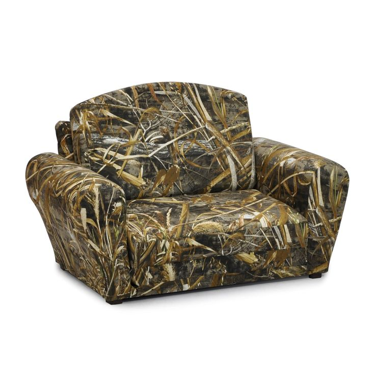 Kidz World Real Tree MAX-5 Camouflage Sleepover Sofa - 1850-1-RTMAX5