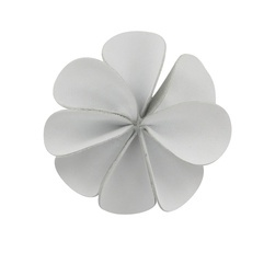 Firenze brooch, white - Aarikka