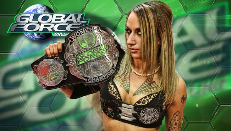 GFW Women's Championship | Christina Von Eerie