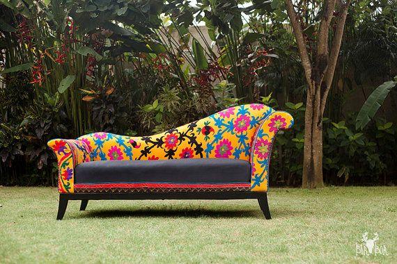 Flowers Charm Sofa