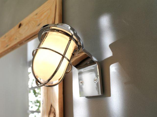 12 luminaires pour la salle de bains cuisine appliqu s Applique salle de bain retro