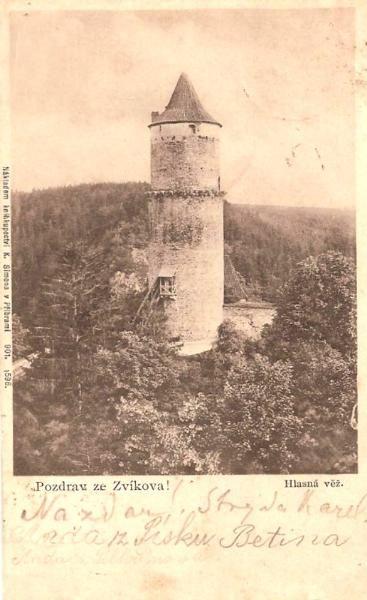 Zvíkov (1901)