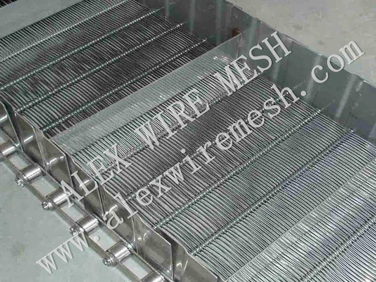 Stove conveyor belt