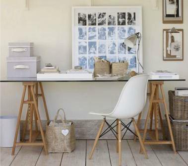 La silla Eames Plastic Chair DSW