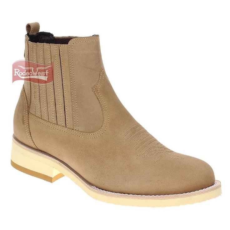 Bota Roper Cano Curto Masculina - West Country: Homens