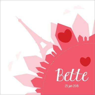 Kaartje: Bette