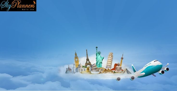 Air Tickets Booking Online with sky planners at low price. They are provide best deal on flight tickets, holiday tour package, visa service etc. Sky Planners is the online travel portal and provide best deal on it. So, book your air tickets with sky planners.
