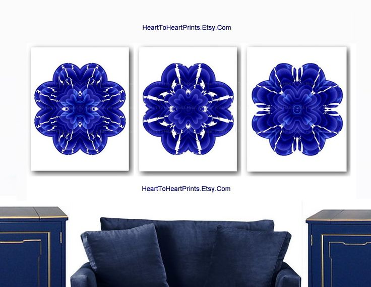 25 best ideas about royal blue bedrooms on pinterest - Royal blue bathroom decor ...