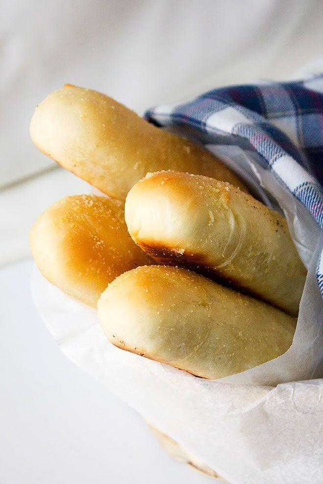 Freshly Baked Olive Garden Breadsticks Olive Garden Breadsticks Breadsticks Olive Gardens