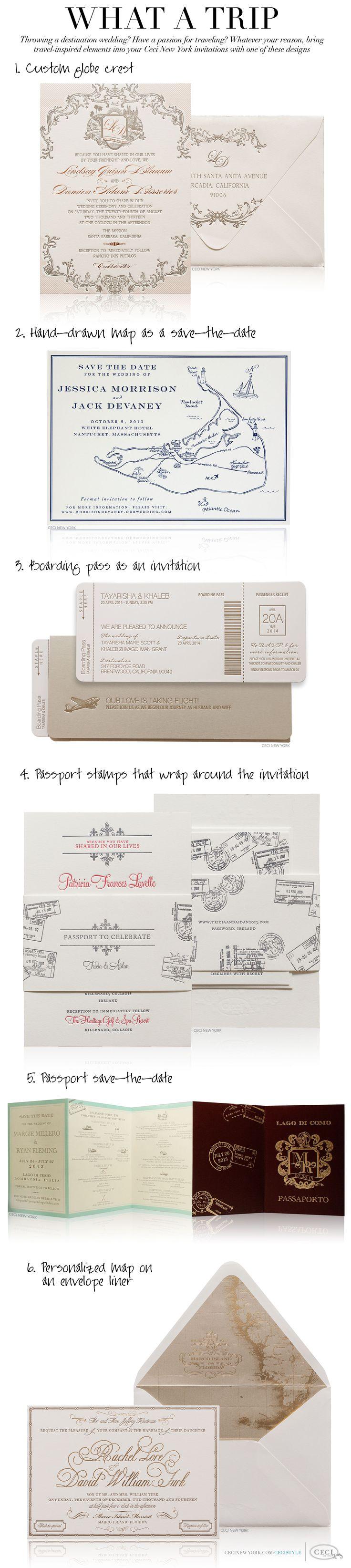 79 best passport invitations images by M on Pinterest | Passport ...