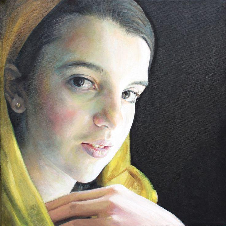 """Saatchi Online Artist: Stefano Ornella; Oil 2013 Painting """"luminosa 8"""""""