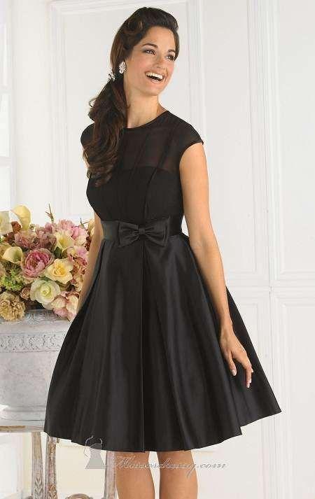 Vestidos cortos de moda 2013 para asistir a una boda
