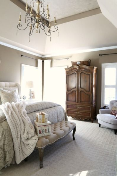 76 best images about french country on pinterest french for Southern style bedroom