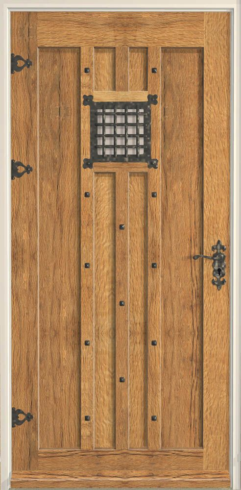 Heritage Oak External Doors