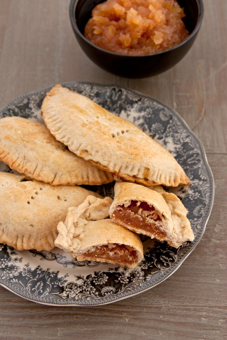 EMPANADAS DE MEMBRILLO (QUINCE EMPANADAS) Membrillo is delicious on its own, or paired with cheese, but even yummier when you take the time to encase it in a lightly sweet and flaky empanada. Floral quince makes a lovely deep orange filling for these little hand pies.
