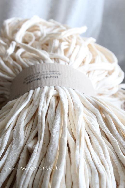 Rug rag yarn - lovely colors for decoration #RugRagYarn #matonkude