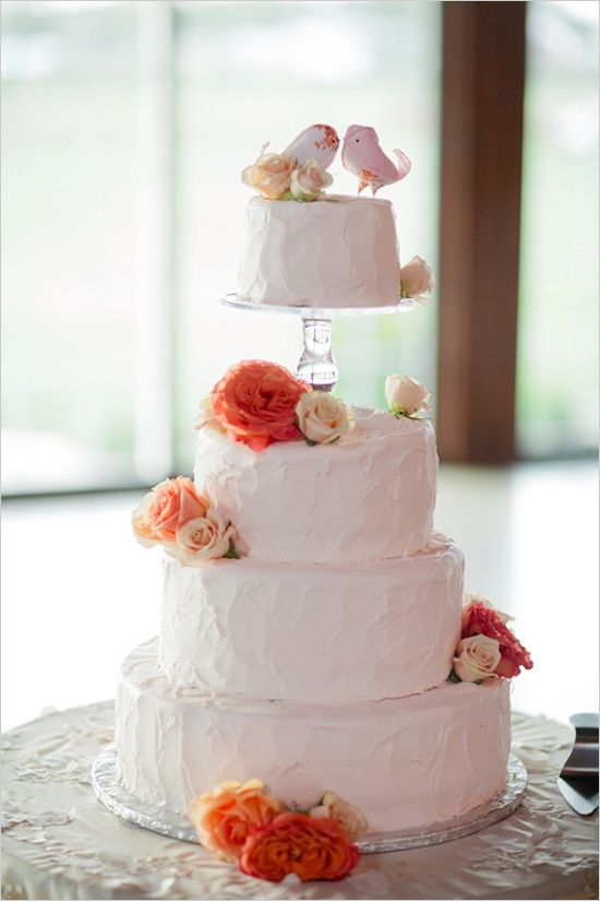 5 Elegant Wedding Cake Designs to Inspire You