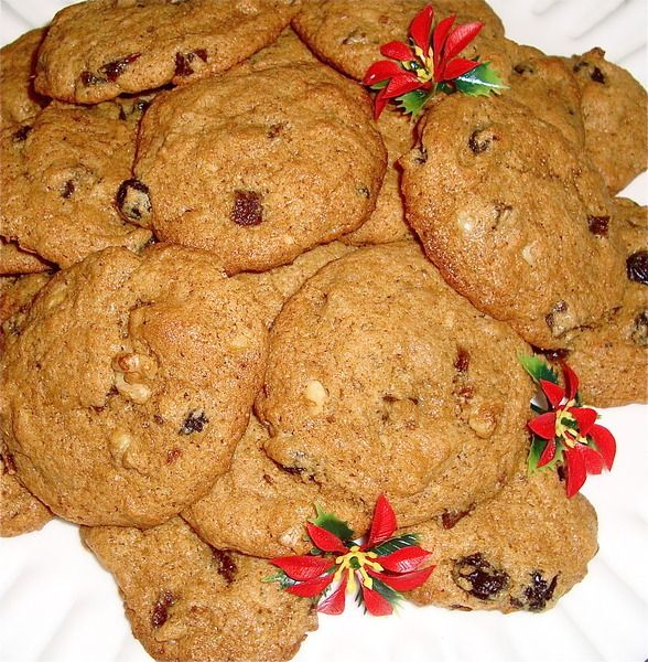 Mincemeat Cookies ~ The Old Fashioned Way - from CookEatShare.com