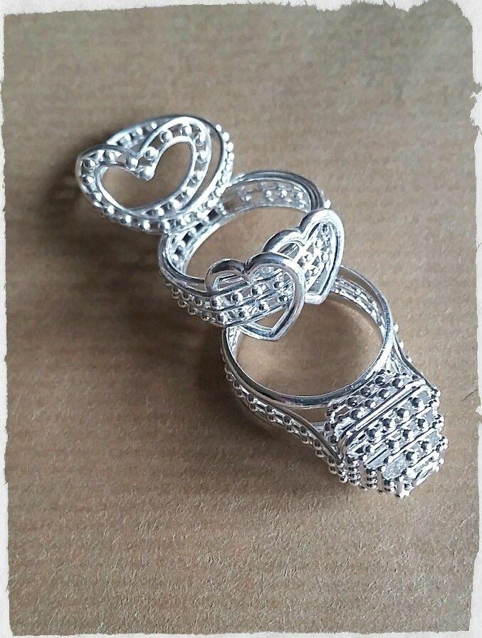 Rings.Ludovica Ricciardi design, Rome