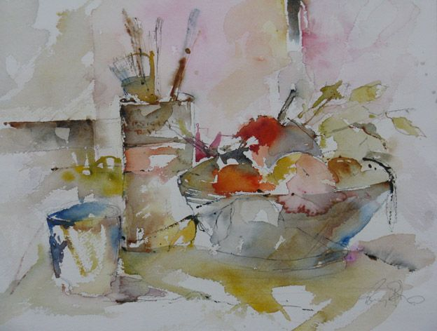penny steynor...watercolour artist