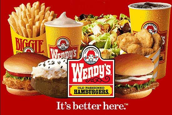 Wendy's Bumps Burger King As Number 2 Fast-Food Chain (Suck It, Whopper)