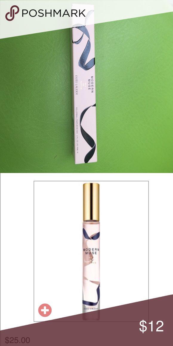 Modern Muse Rollerball .2 oz BNWT Estee Lauder Beautiful perfume by Este Lauder. Unopened brand new rollerball . Retails $25 Estee Lauder Makeup