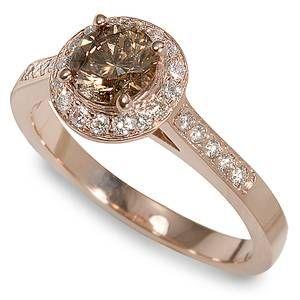 chocolate diamonds | JPM Collection Chocolate Diamond Ring