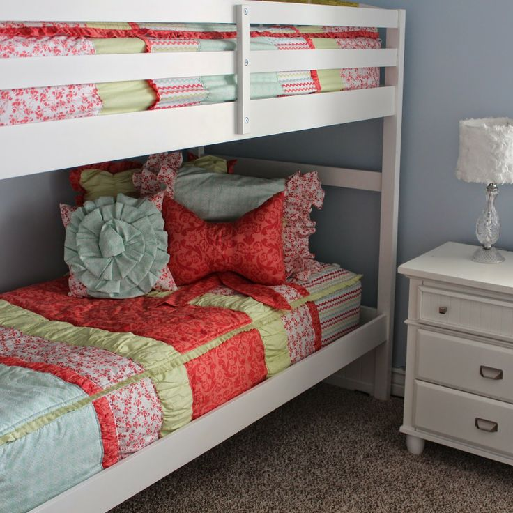Bunk Bed Bedding Beddys Beds Pinterest Twin