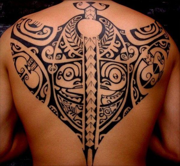 tatuagem havaiana