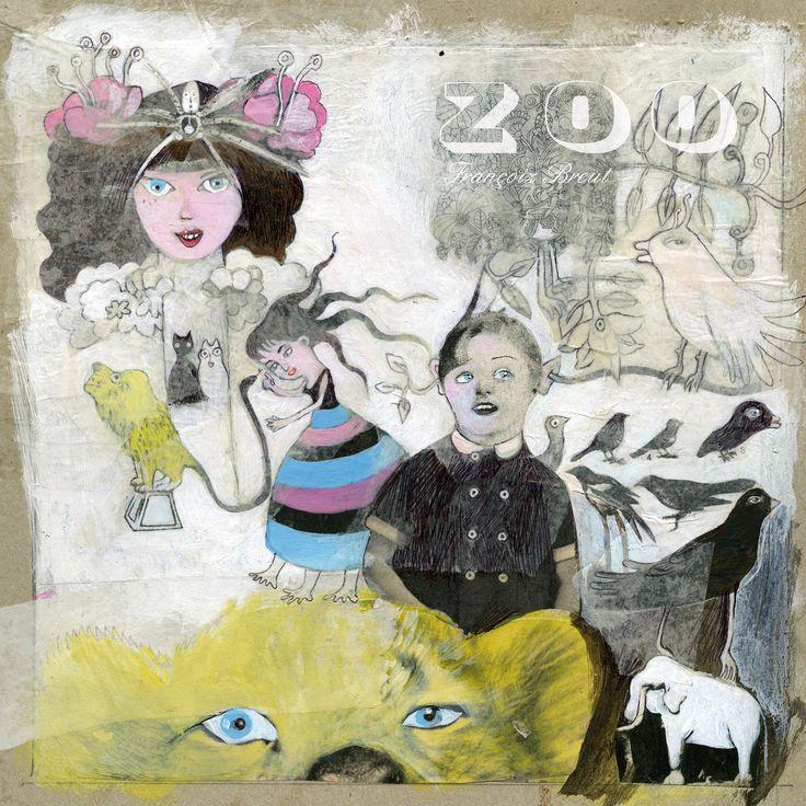 Pour son sixième album, presque vingt ans après le premier, Françoiz Breut signe ZOO un ensemble qui lui ressemble. 11 chansons comme une exemplaire galeri