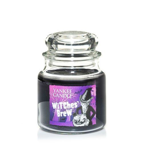 Yankee Candle WITCHES' BREW (AKA PATCHOULI)