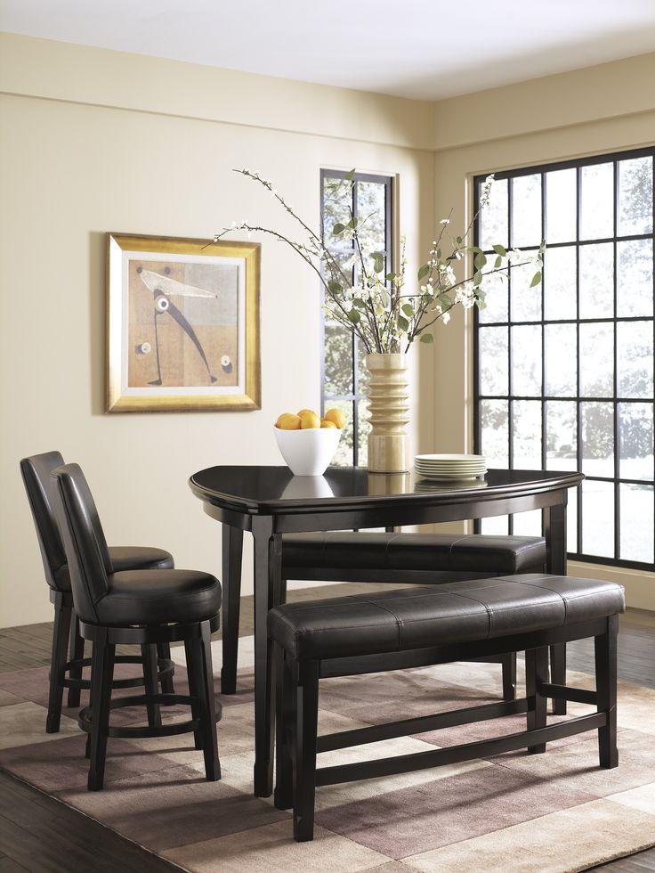 Mejores 14 imágenes de Triangular Dining Room Tables en Pinterest ...