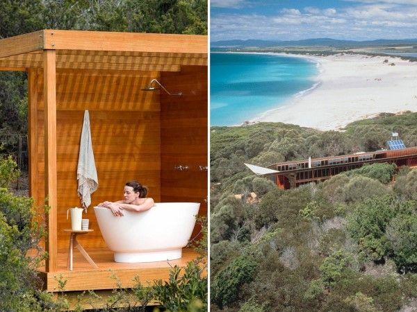 Bay of Fires Lodge, Tasmania, Austrália