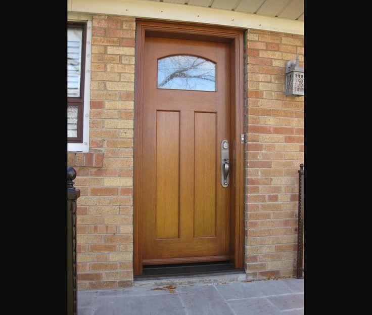 Single Exterior Doors 11 best images about front door on pinterest | wood doors, click