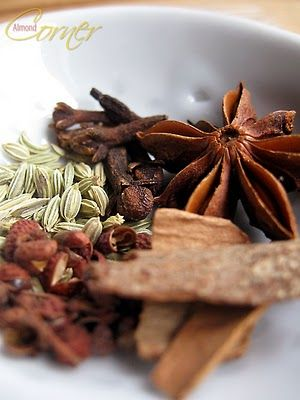 Homemade Chinese Five Spice Powder