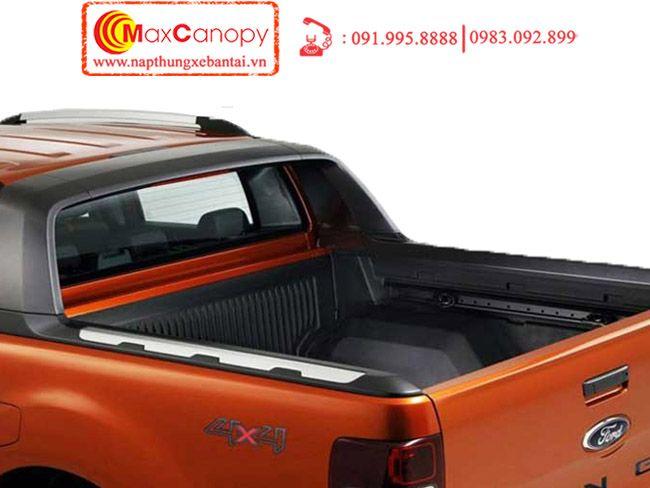Khung thể thao Ford Ranger Wildtrak lắp cho các phiên bản Ford Ranger XLT, XLS, XL và Mazda BT50.