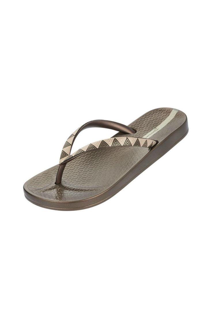 Shoes zone sandals - Ipanema Aztec Flip Flop
