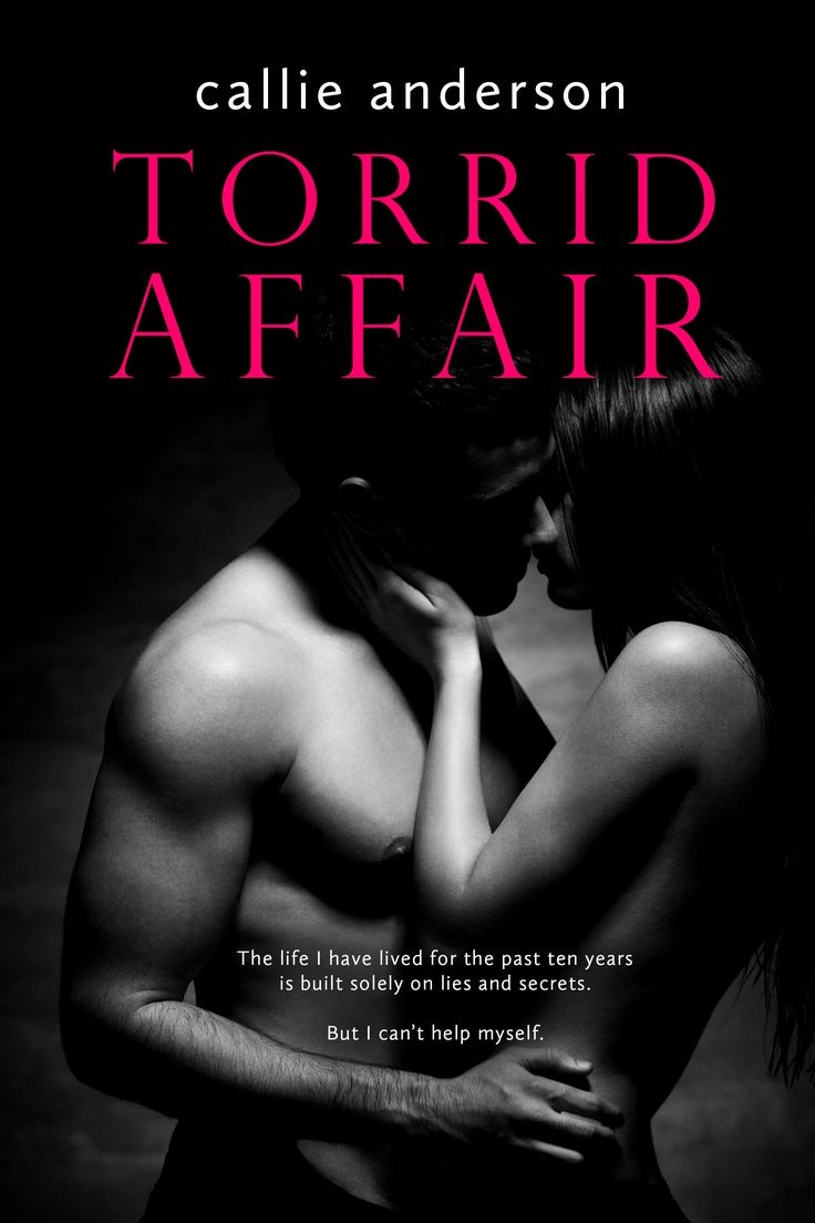 Cover Reveal: Torrid Affair By Callie Anderson