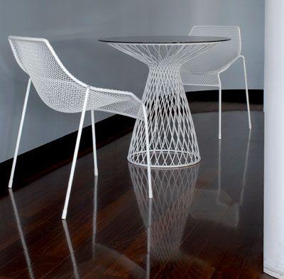 Indian Ocean Venus range - mid-century style outdoor furniture