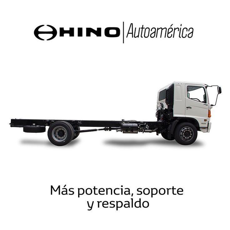 El camión que siempre has querido para tu negocio, un #Hino FG Camión Light. Más potencia, más respaldo y más soporte para el camino. Conoce todos sus beneficios aquí https://goo.gl/RRmaic y ¡visita nuestros concesionarios #Autoamérica