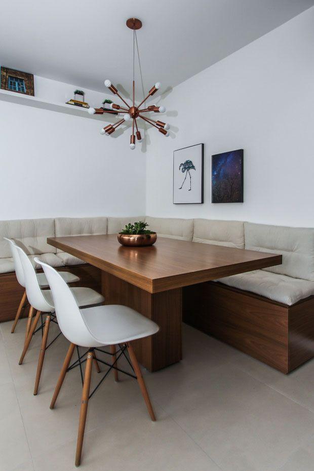 Décor esperto se destaca em apê de 48 m² em São Paulo
