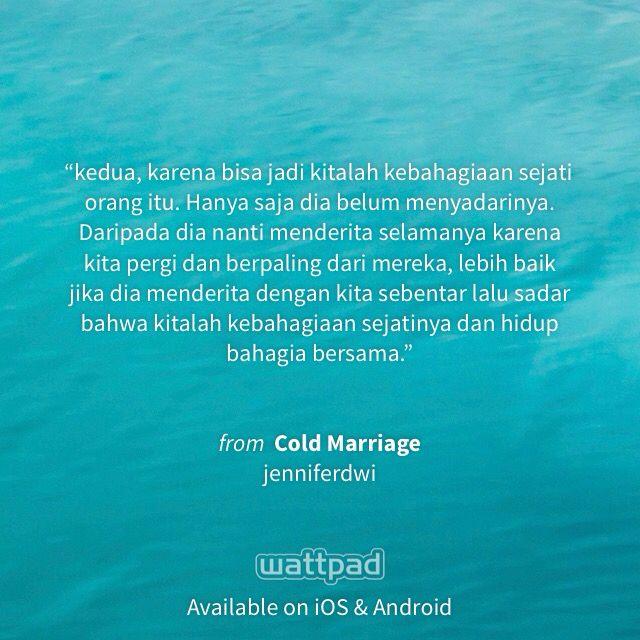 Wattpad's indonesia quote
