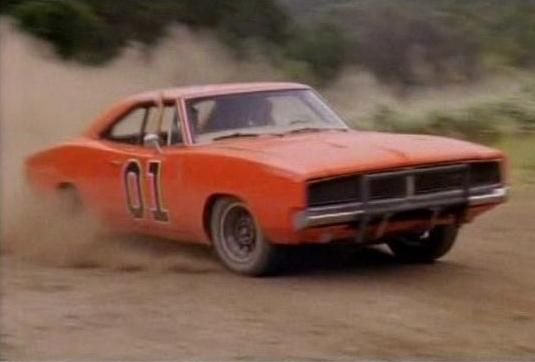 1969 Dodge Charger, One of the only Dodges I'd ever want to own, and I would definitely paint it like the General Lee.