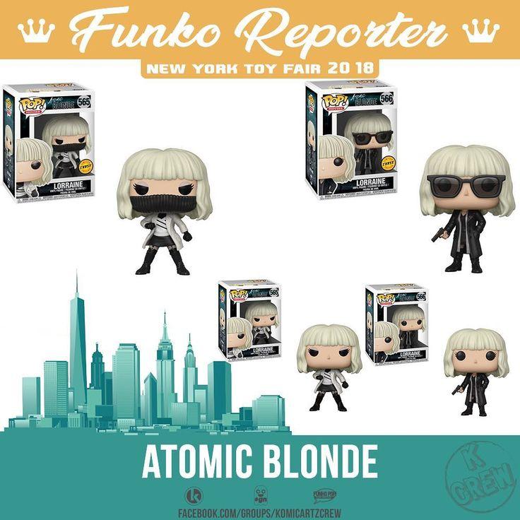 [FUNKO REPORTER NEW YORK TOYSFAIR OFFICIAL POP!] ATOMIC BLONDE  Atomica Bionda 2 versioni e 2 chase pareri?  USA: aprile 2018 italia: inizio estate 2018  #toyfair #atomicblonde ------------------------------------- KOMICARTZ dal 2013 LORIGINALE. #funko #funkopop #komicartz #ilovekomicartz #komicartzcrew #komicartznetwork #funkopopitalianadventures #gaynerd #originalfunko ------------------------------------------ SCOPRI IL NOSTRO NETWORK CLICCA QUI: http://crwd.fr/2EJ1AzE JOIN THE KCREW…