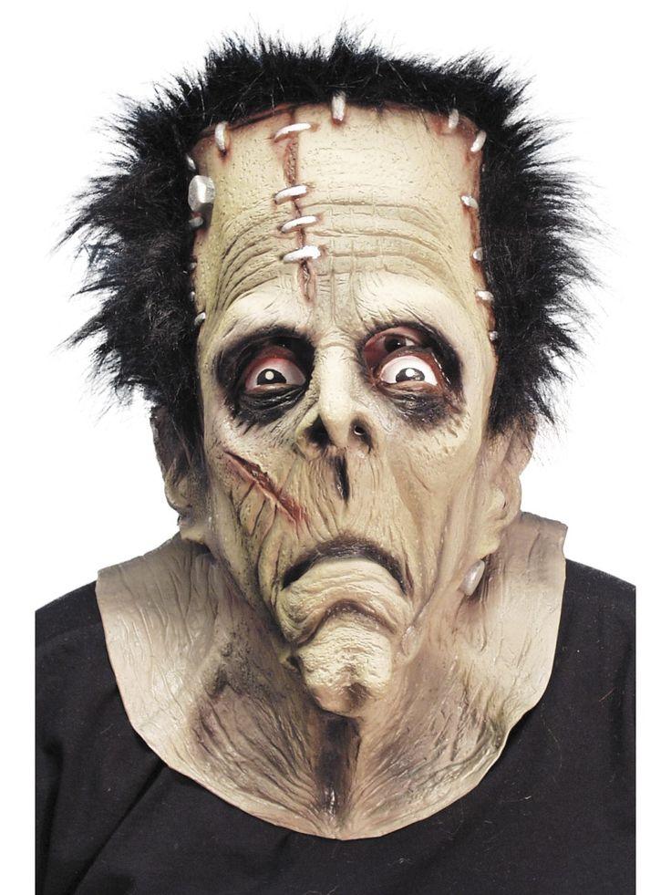 Hirviö maski. Taattu Frankensteinin hirviö.