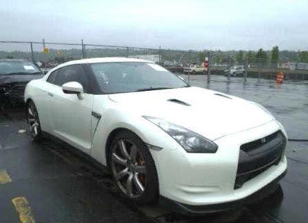 #salvage 2012 #nissan #gtr www.bidgodrive.com #forsale #fast #fastandfurious #japancars #race #drifting #drift #track